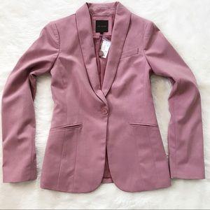 The Limited • NWT one button lightweight blazer